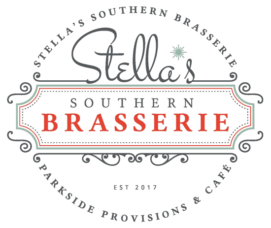 Welcome to Stella's<br/>Southern Brasserie